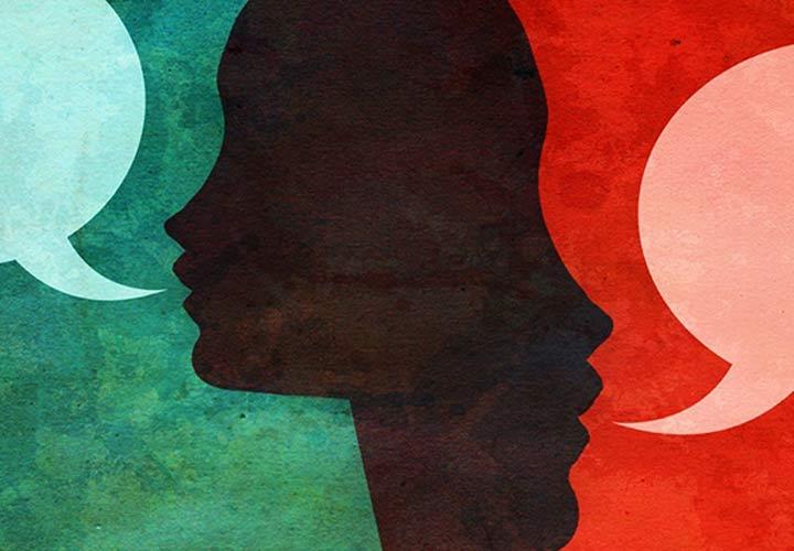 گفتگو مسالمت آمیز