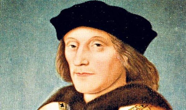 هنری هفتم پادشاه انگلستان
