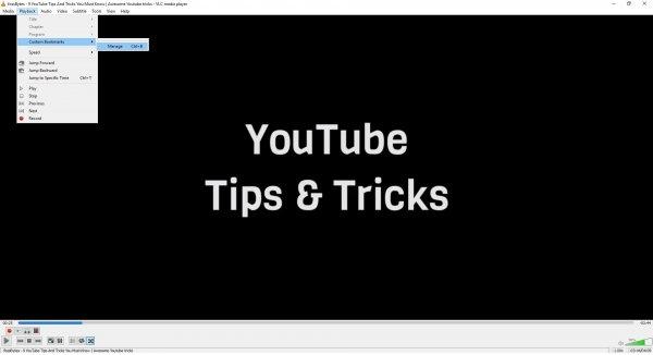 نشان کردن ویدیوهای مورد علاقه