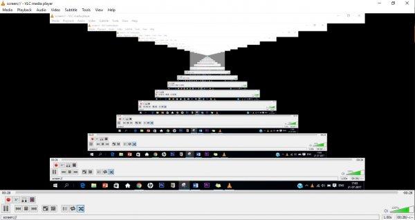 ترفند inception در VLC