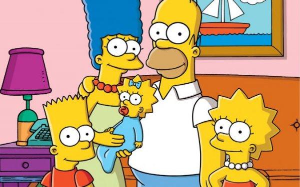 خانوادهی سیمپسون