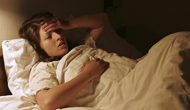 ۷ راهکار برای بی خوابی